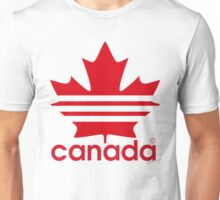 Canada Sport Maple Leaf Unisex T-Shirt