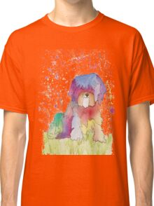 Pastel the Rainbow Pup Classic T-Shirt