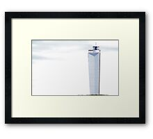 Lighthouse at Cape Jervis, South Australia Framed Print
