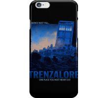 Trenzalore iPhone Case/Skin