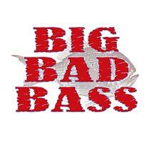 Big Bad Bass Photographic Print