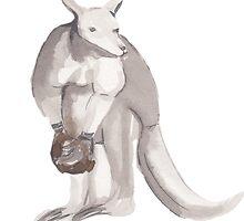 Kangaroo by Gohito