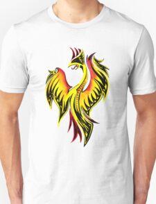 Tribal Firebird Unisex T-Shirt