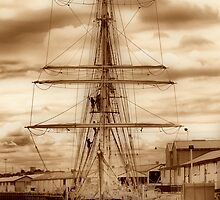 The Leeuwin by Jon Staniland