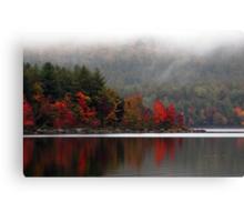 September Fog Canvas Print