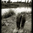river and boots by eyesoftheeast