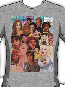Rpdr Funny queen faces  T-Shirt