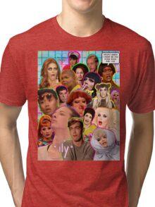 Rpdr Funny queen faces  Tri-blend T-Shirt