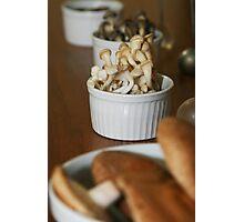 mushrooms_mix Photographic Print