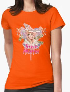 Trixie Mattel <3 Womens Fitted T-Shirt