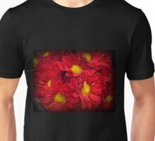 Orange Delight - Bright and Beautiful Spring Blossoms Unisex T-Shirt
