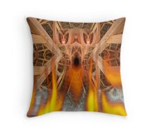 Devilish Throw Pillow