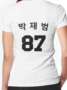 Jay Park 1.0 Women's Fitted V-Neck T-Shirt