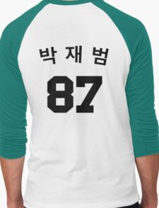 Jay Park 1.0 Men's Baseball ¾ T-Shirt