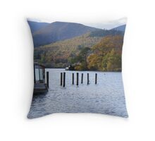 Keswick. Autumn. Throw Pillow