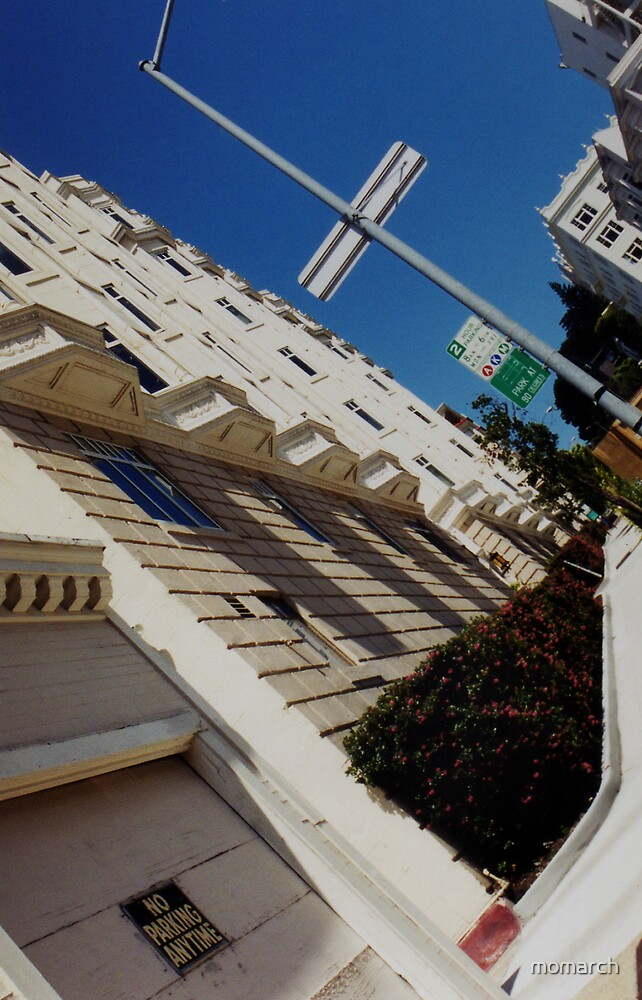 san francisco architecture & streets by momarch