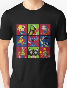 Hearthstone Heroes pop style T-Shirt