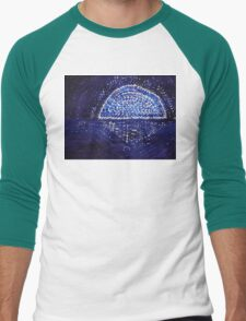 Blue Moonrise original painting T-Shirt