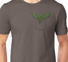 Pocket of Cthulhu Unisex T-Shirt