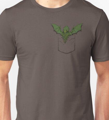 Pocket of Cthulhu Unisex T-Shirt