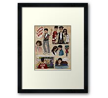 Ferris Bueller's Day Off Framed Print