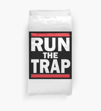 RUN the TRAP Duvet Cover