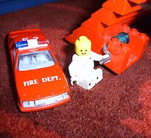 Fire Dept by Claire Elford