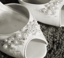 Wedding Shoes by MICK64