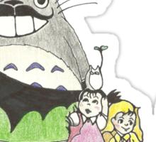GotchStyle Totoro Sticker
