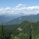 View From Idaho Peak by Jeff Ashworth & Pat DeLeenheer