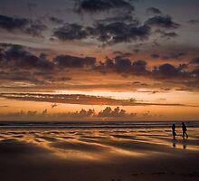 An  Evening Walk by Lorraine Parramore