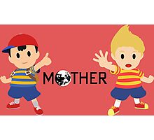 Mother - Ness and Lucas  Photographic Print