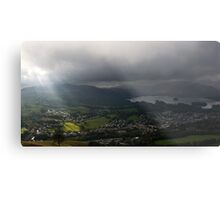 Spotlight on Keswick Metal Print