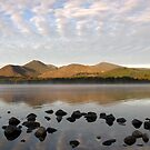 Cat Bells at Dawn by Jon Tait