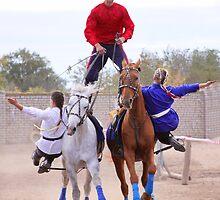 Amazzing Stunt by Sofia Solomennikova