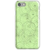 SpiralesAnisées iPhone Case/Skin