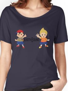 Earthbound - Ness and Lucas Women's Relaxed Fit T-Shirt