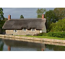 A Somerset Home Photographic Print