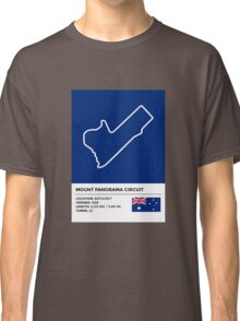Mount Panorama Circuit - v2 Classic T-Shirt