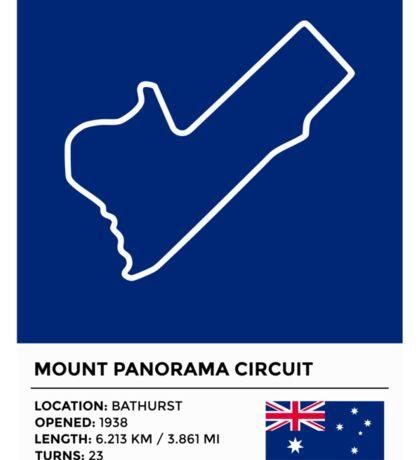 Mount Panorama Circuit - v2 Sticker
