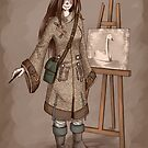 Painter by Amarylus