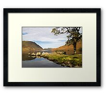 Crummock Water - Buttermere Framed Print
