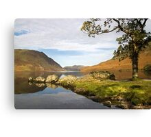 Crummock Water - Buttermere Canvas Print