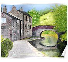 Brearley Lane Bridge Poster