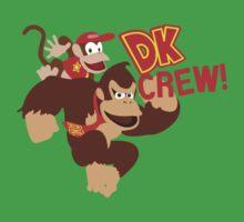 Donkey Kong (DK) Crew! by PrincessCatanna