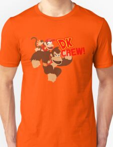 Donkey Kong (DK) Crew! T-Shirt