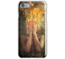 Perish the Thought iPhone Case/Skin