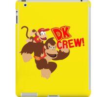 Donkey Kong (DK) Crew! iPad Case/Skin
