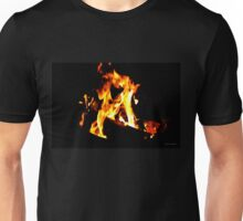 Warmth on a Cold Night Unisex T-Shirt
