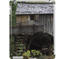 The John Cable Grist Mill iPad Case/Skin
